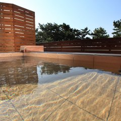 Sunset View Hotel Kei no Umi Минамиавадзи бассейн фото 3
