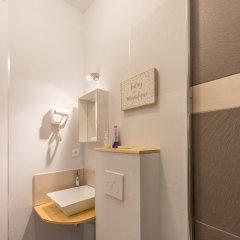 Отель WS Hôtel de Ville - Musée Pompidou Франция, Париж - отзывы, цены и фото номеров - забронировать отель WS Hôtel de Ville - Musée Pompidou онлайн ванная