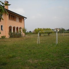 Отель Agriturismo Campi di Grano Ронкаде с домашними животными