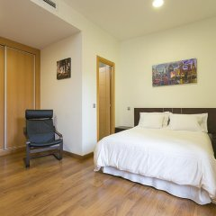 Апартаменты Apartments Center Madrid комната для гостей фото 5