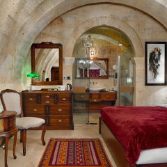 Seraphim Cave Hotel Мустафапаша комната для гостей фото 5