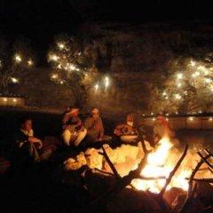 Отель The Rock Camp Иордания, Вади-Муса - отзывы, цены и фото номеров - забронировать отель The Rock Camp онлайн приотельная территория