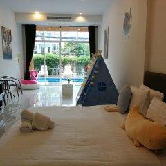 Only Blue Hotel комната для гостей фото 4