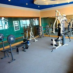 Отель Quest International Сиань фитнесс-зал фото 2