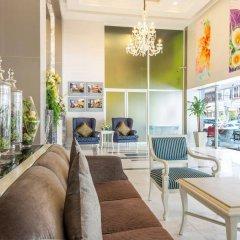 Отель Pratunam City Inn Таиланд, Бангкок - отзывы, цены и фото номеров - забронировать отель Pratunam City Inn онлайн интерьер отеля