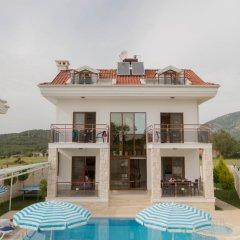 Smansvillas Турция, Олудениз - отзывы, цены и фото номеров - забронировать отель Smansvillas онлайн бассейн