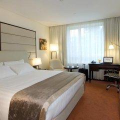 Гостиница Crowne Plaza Moscow - Tretyakovskaya 4* Стандартный номер с разными типами кроватей фото 3