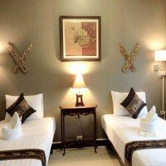 Отель Naturbliss Boutique Residence Таиланд, Бангкок - отзывы, цены и фото номеров - забронировать отель Naturbliss Boutique Residence онлайн комната для гостей фото 4