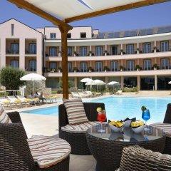 Отель Isola Sacra Rome Airport бассейн фото 3