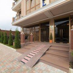 Бутик-отель ANI Сочи вид на фасад фото 2