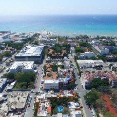 Отель Anah Suites By Turquoise Плая-дель-Кармен пляж фото 2