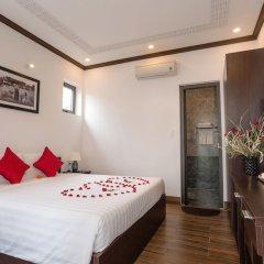 Отель The Vinci Villa Хойан комната для гостей фото 2
