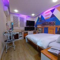 Отель Mill Motel Южная Корея, Сеул - отзывы, цены и фото номеров - забронировать отель Mill Motel онлайн комната для гостей