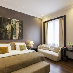 Quentin Boutique Hotel 4* Стандартный номер с различными типами кроватей фото 43