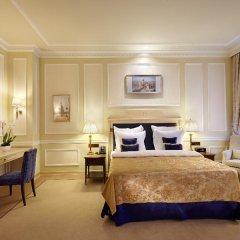 Гостиница Балчуг Кемпински Москва 5* Стандартный номер разные типы кроватей фото 2