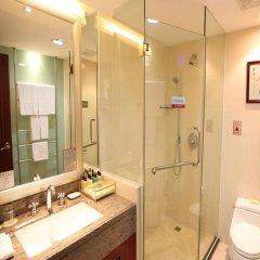 Отель Century Plaza Hotel Китай, Шэньчжэнь - отзывы, цены и фото номеров - забронировать отель Century Plaza Hotel онлайн ванная
