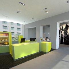 Comfort Hotel Xpress Youngstorget интерьер отеля