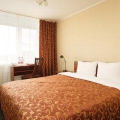 Азимут Отель Астрахань 3* Стандартный номер с двуспальной кроватью фото 2