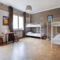 Отель Five Reasons Hotel & Hostel Германия, Нюрнберг - 1 отзыв об отеле, цены и фото номеров - забронировать отель Five Reasons Hotel & Hostel онлайн комната для гостей фото 4