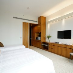 Отель COZi ·Wetland Китай, Гонконг - отзывы, цены и фото номеров - забронировать отель COZi ·Wetland онлайн комната для гостей фото 4