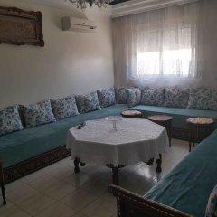 Отель Rabat terrace apartment Марокко, Рабат - отзывы, цены и фото номеров - забронировать отель Rabat terrace apartment онлайн комната для гостей фото 2