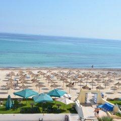Hotel Topkapi Beach пляж