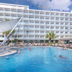 Отель 4R Salou Park Resort I бассейн