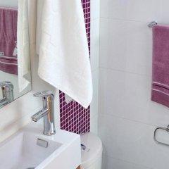Hotel San Antonio Plaza ванная