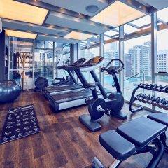 Отель Mercure Singapore Bugis Сингапур, Сингапур - 1 отзыв об отеле, цены и фото номеров - забронировать отель Mercure Singapore Bugis онлайн фитнесс-зал