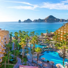 Отель Villa del Palmar Beach Resort & Spa Cabo San Lucas пляж фото 2