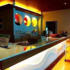 Отель Flipper House Паттайя гостиничный бар
