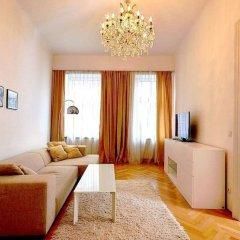 Апартаменты Vienna Residence Spacious & Tasteful Apartment in the 3rd District Вена комната для гостей