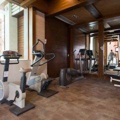 Отель Majesty Plaza Shanghai Китай, Шанхай - отзывы, цены и фото номеров - забронировать отель Majesty Plaza Shanghai онлайн фитнесс-зал