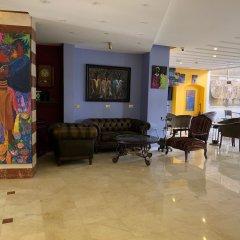 Отель Rum Hotels - Al Waleed Амман интерьер отеля