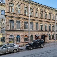 Апартаменты Ludwig Apartment at Pervaya Sovetskaya 8