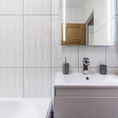 Отель Magnificent and centrally located flat Лондон ванная