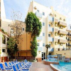 Отель Cardor Holiday Complex Сан-Пауль-иль-Бахар бассейн фото 2