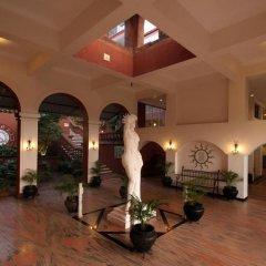 Отель Pride Sun Village Resort And Spa Гоа интерьер отеля фото 3