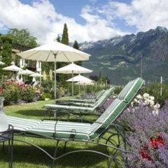Hotel Jagdhof Марленго приотельная территория фото 2