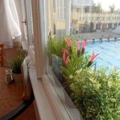 Budapest Csaszar Hotel Будапешт балкон