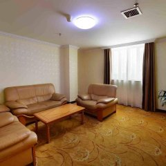 The Shenzhen Overseas Chinese Hotel Шэньчжэнь комната для гостей фото 3
