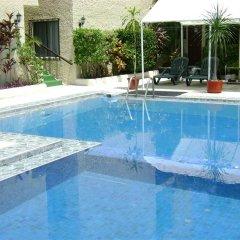 Отель Casa Azul бассейн фото 3