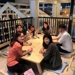 Kinnon Hostel Бангкок интерьер отеля