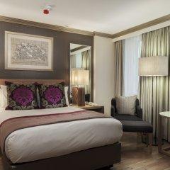 Отель Crowne Plaza London - The City Великобритания, Лондон - отзывы, цены и фото номеров - забронировать отель Crowne Plaza London - The City онлайн комната для гостей фото 2