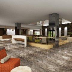 Отель Terrace Elite Resort - All Inclusive интерьер отеля
