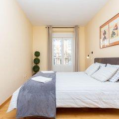 Отель Apartamento Atocha Испания, Мадрид - отзывы, цены и фото номеров - забронировать отель Apartamento Atocha онлайн комната для гостей фото 4