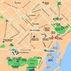 Отель Santa Marta Испания, Барселона - - забронировать отель Santa Marta, цены и фото номеров городской автобус