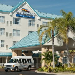 Отель Baymont Inn and Suites Fort Myers городской автобус