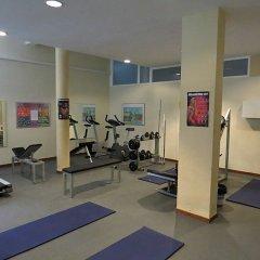 Отель Aparthotel Ponent Mar фитнесс-зал