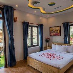 Отель Minh An Riverside Villa комната для гостей фото 3